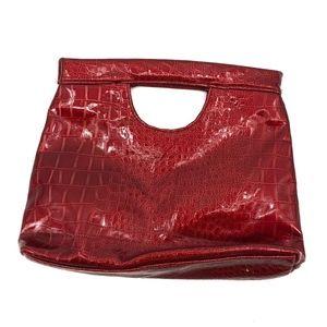 4 for $25 SALE!!!! Snakeskin Clutch Handbag